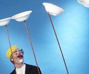 Benny Schumann booking af underholdning med cirkus klovn og artist Benny Schumann tlf 97127811