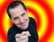 Chris MacDonald er sund energi og motion med humor