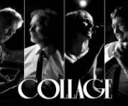 Collage danseorkester til firmafest privatfest sølvbryllup bryllup fest og farver