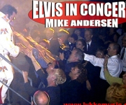 Elvis Show med Mike Andersen Så bliver det ikke bedre
