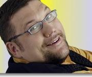 Amin Jensen komiker og foredragsholder