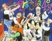 Arosia Jazz Band 45 år og still going strong