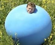 Ballonmanden Asger Fonnesbek - sindsygt morsomt og ganske fornøjeligt