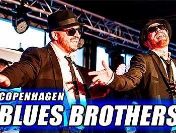 Copenhagen Blues Brother Sweet home Chicago