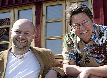 Erik Grip og Henrik Gunde
