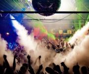 Diskotek flashlight mobilt til store fester hvor man kan få en DJ til at spille og der kan tilmed være karaoke