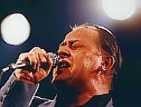 Henning Stærk Old time rocker fra Holstebro spillet i Gnags