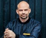 Jesper Vollmer Heick foredrag om livet i Kogehuset