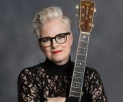 Jette Torp sangerinde lavede Musik og Fis med Finn Nørbygaard