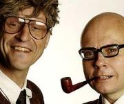 John & Aage utraditionel humor