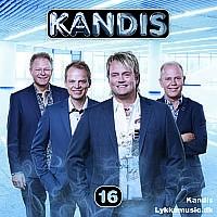 Kandis med deres album nr 16