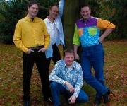 Kristian Klarvand fra Vejle er et Rock/Blues/Country -band underholder med musik fra 60'erne og 70'erne