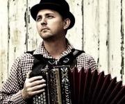 Kristian Rusbjerg Imponerende harmonikaspil
