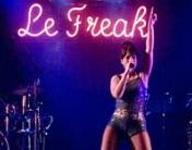 Le Freak  Discoorkester der bar spiller de rigtige hits - gang i den med Le Freak