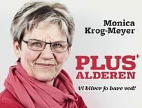 Monica Krog-Meyer Et smilende væsen