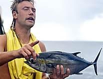 Nikolaj Kirk fiskemanden