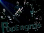 PopEngros kopiband pop rock