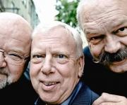 Flemming Krøll, Leif Maibom og Flemming Jensen giver den gas med revyperler fra både egne og andres revyer