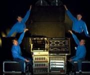 Diskotek Rytmeboxen giver en god party stemning med god lyd og cool lysopsætning