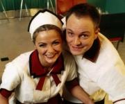 Kan i huske Søren og Lotte fra Børnekanelen på TV Danmark eller Kanal 2?