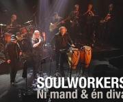 Soulworkers soulmusik 9 mand og en diva