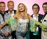 Sweethearts Partyband med alle hits og Pernille Højmark