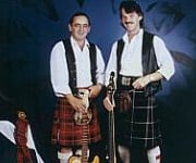 The Highlanders Skotsk Folkemusik. Booking af The Highlanders tlf. 97127811