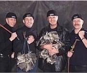 Tørfisk Folkemusikgruppe fra Thyborøn med VLTJ