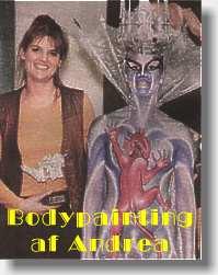 Bodypainting