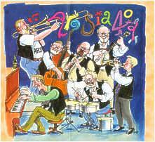 Arosia Jazz Band