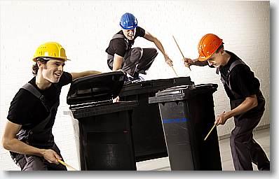 Trash spiller på alle og enhver