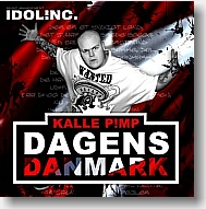 Kalle Pimp ny CD