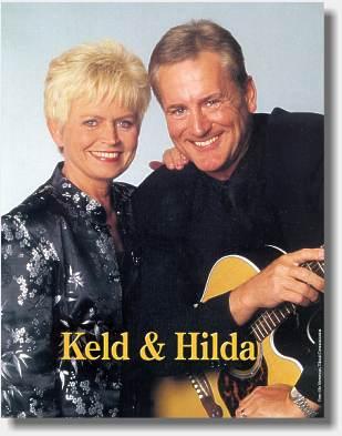 Keld & Hilda Heick - solister dansktoppen