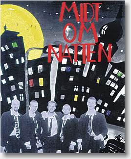 Midt om natten - Gasolin kopiband