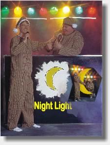 Night Light mobilt diskotek disc jockey