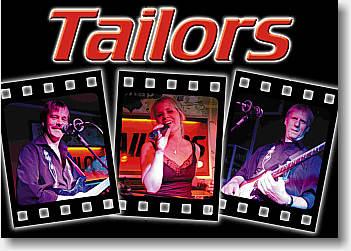 Tailors trio til spisning og dansemusik