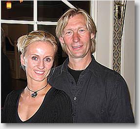 Vild med dans Marianne Eihilt og Erik Peitersen